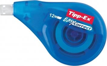, Correctieroller Tipp-ex 4.2mmx12m zijwaarts