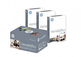 , Kopieerpapier HP Home & Office A4 80gr wit 3 pak à 500vel