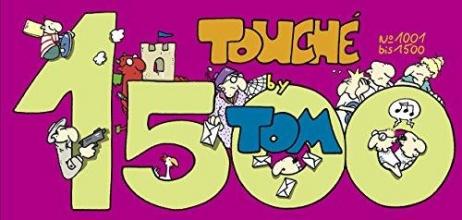 Tom TOM Touché 1500