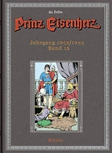 Foster, Harold R. Prinz Eisenherz 15 Jahrgang 1965/1966