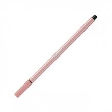 , Viltstift STABILO Pen 68/28 donker blush