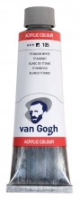 , Talens van gogh acrylverf tube 150 ml titaanwit