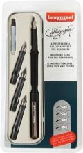 , Kalligrafiepen Bruynzeel beginnerset 9341P08