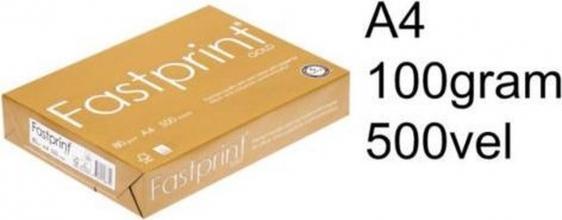 , Kopieerpapier Fastprint Gold A4 100gr wit 500vel