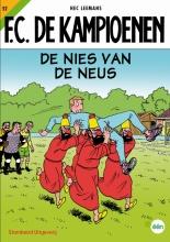Hec  Leemans, T.  Bouden F.C. De Kampioenen F.C.De Kampioenen 52 De nies van de neus