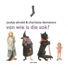 Charlotte Dematons Joukje Akveld, Van wie is die sok?