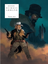 Armand Dimitri,  Dubois , Texas Jack Hc00