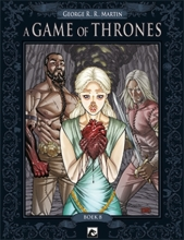George R.R.  Martin A game of Thrones boek 8