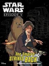 Star Wars Episode V, The empire strikes back