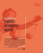 W. Verstappen W. Burgerhart  W. Kolkman, Handboek Ondernemingsrecht 2019-2020