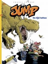Charel  Cambré JUMP 7 De tijd-tattoo