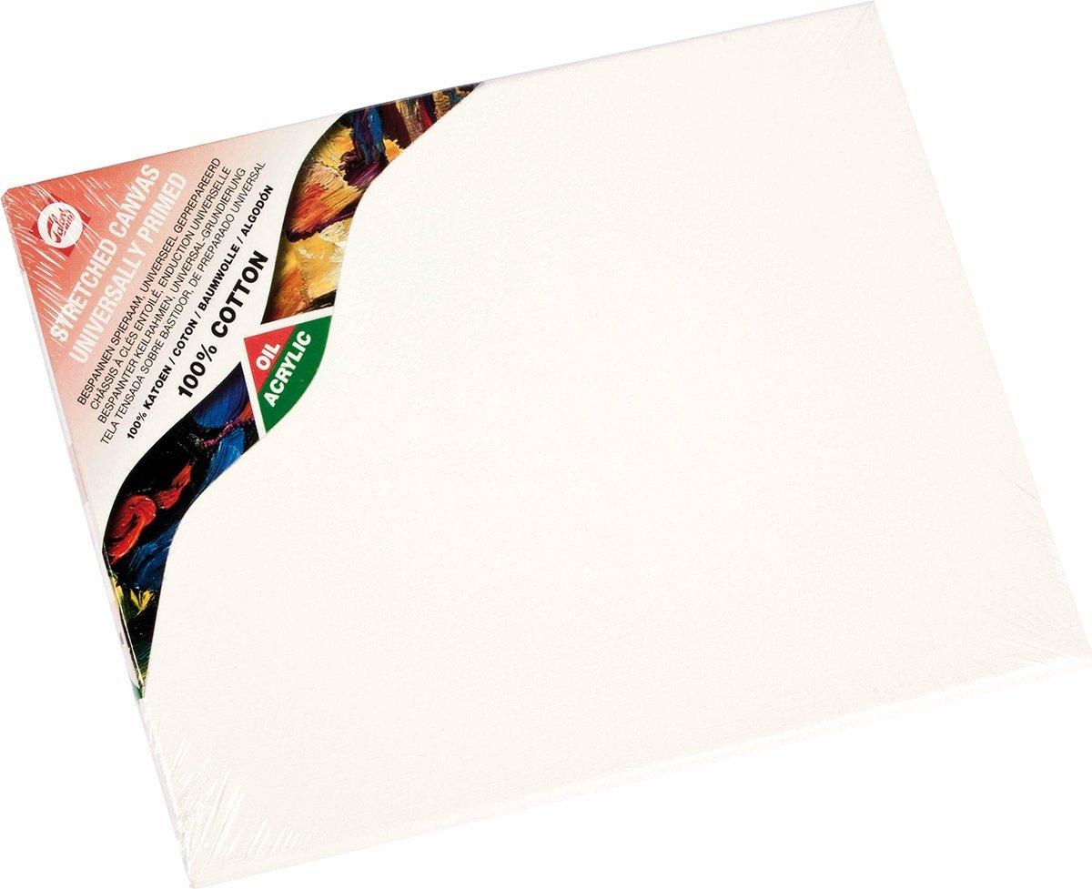 ,Talens schildersdoek op spieraam katoen 18x24 cm