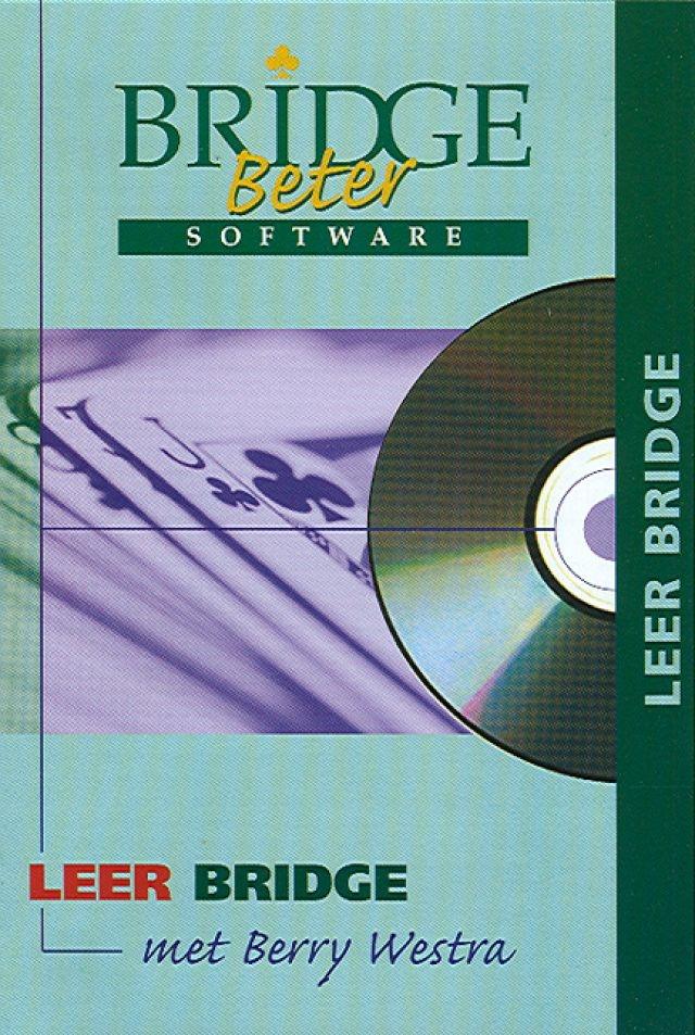 Berry Westra,Leer bridge met Berry Westra