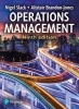 <b>Nigel Slack,   Alistair Brandon-Jones</b>,Operations Management