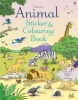 Greenwell, Jessica, Animal Sticker and Colouring Book