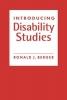 Ronald J. Berger, Introducing Disability Studies