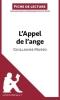 Coutant-Defer, Dominique, Analyse : L`Appel de l`ange de Guillaume Musso  (analyse compl?te de l`oeuvre et r?sum?)