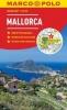 , Mallorca Marco Polo Holiday Map 2019 - pocket size, easy fol