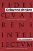 Woudenberg, R. van, Gelovend denken luisterboek