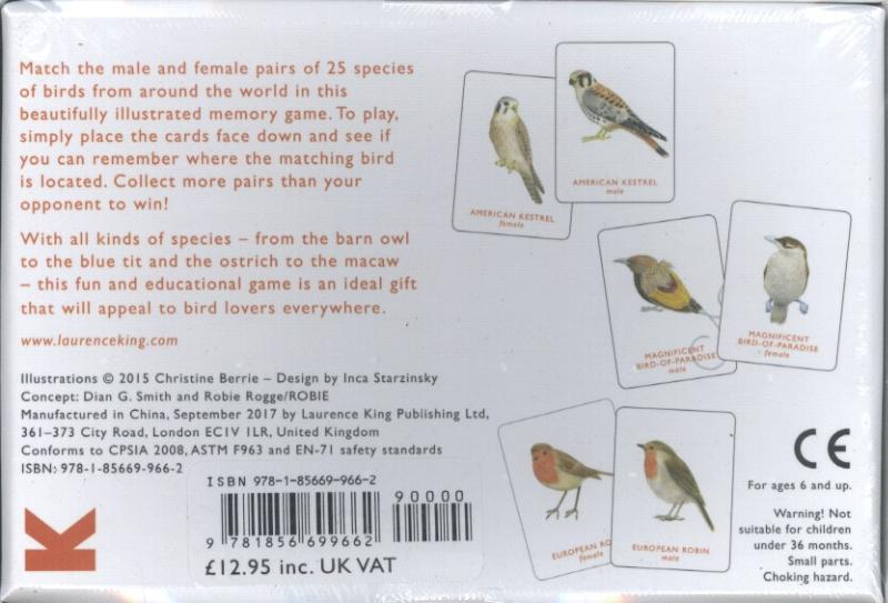 Berrie, Christine,Match a Pair of Birds