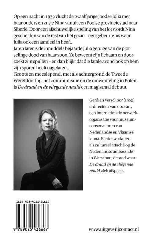 Gerdien Verschoor,De draad en de vliegende naald