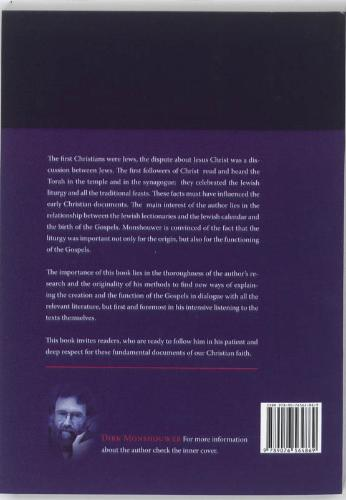 Dirk Monshouwer,The Gospels and Jewish Worship