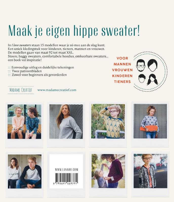 Fran Vanseveren,I love sweaters