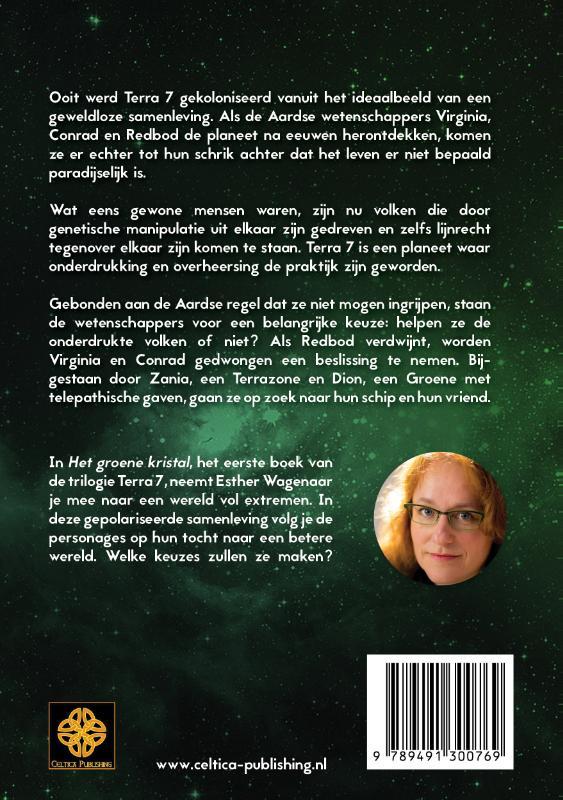 Esther Wagenaar,Het groene kristal