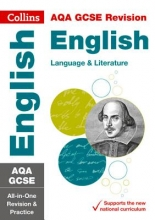 Collins GCSE AQA GCSE 9-1 English Language and English Literature All-in-One Revision and Practice