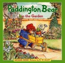 Bond, Michael Paddington Bear in the Garden