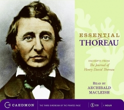 Thoreau, Henry David Essential Thoreau