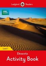 Fish, Hannah,   Smith, David Deserts Activity Book