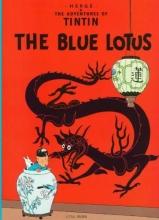 Herge The Blue Lotus