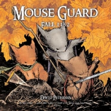 Petersen, David Mouse Guard