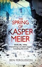 Fergusson, Ben Spring of Kasper Meier