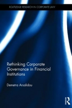 Arsalidou, Demetra Rethinking Corporate Governance in Financial Institutions