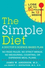 James W. Anderson,   Nancy J. Gustafson Simple Diet