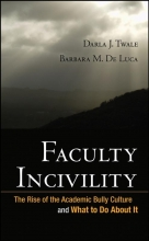 Darla J. Twale,   Barbara M.De Luca Faculty Incivility