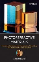 Frejlich, Jaime Photorefractive Materials