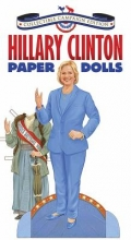 Foley, Tim Hillary Clinton Paper Doll Collectible Campaign Edition