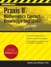 McCune, Sandra Luna, Ph.D. CliffsNotes Praxis Mathematics