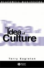 Eagleton, Terry The Idea of Culture