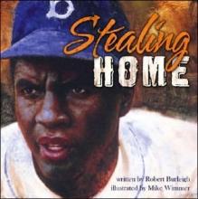Burleigh, Robert Stealing Home