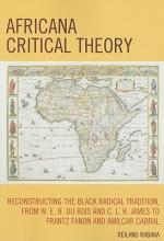 Rabaka, Reiland Africana Critical Theory