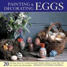 Deborah Schneebeli-Morrell Painting & Decorating Eggs