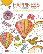 Sargent, Andrea Happiness Coloring Book