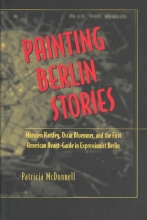 McDonnell, Patricia Painting Berlin Stories