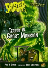 Storrie, Paul D. Terror in Ghost Mansion