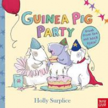 Surplice, Holly Guinea Pig Party