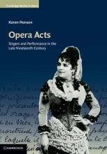 Henson, Karen Opera Acts